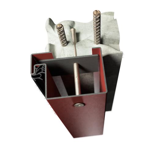 ocelová zárubeň HSE typ RZA renovační zárubeň